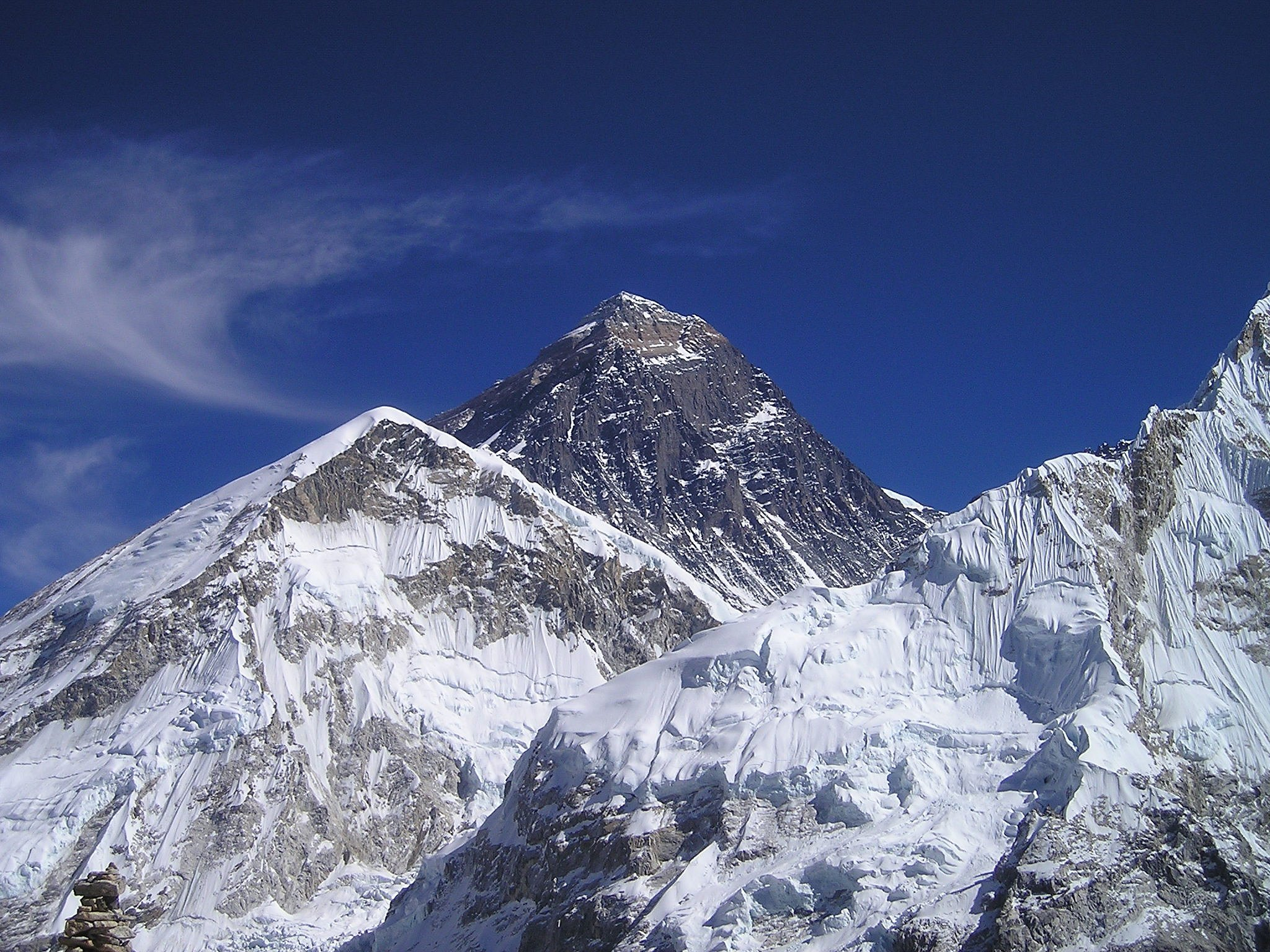 views from mount everest - HD1920×1440