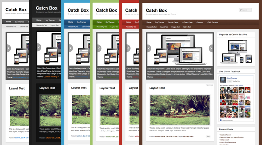 Catch Box Color Schemes Showcase Image