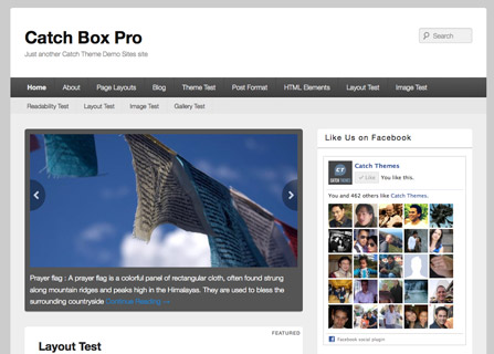 Catch Box Pro Theme