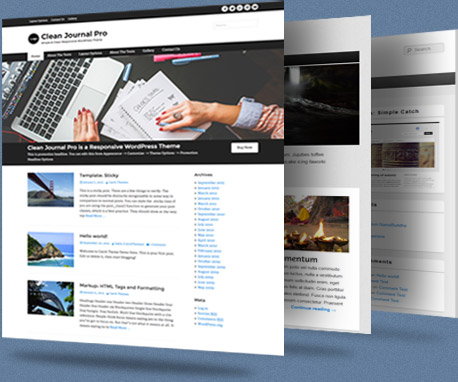Premium WordPress Themes for Diverse Range of Web Publishers