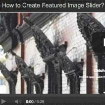 Featured Image Slider