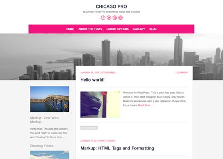 Chicago Pro Screenshot