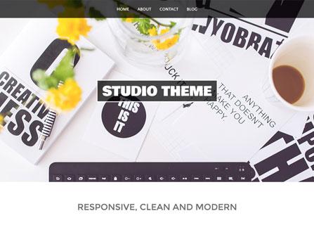 Studio WordPress Theme