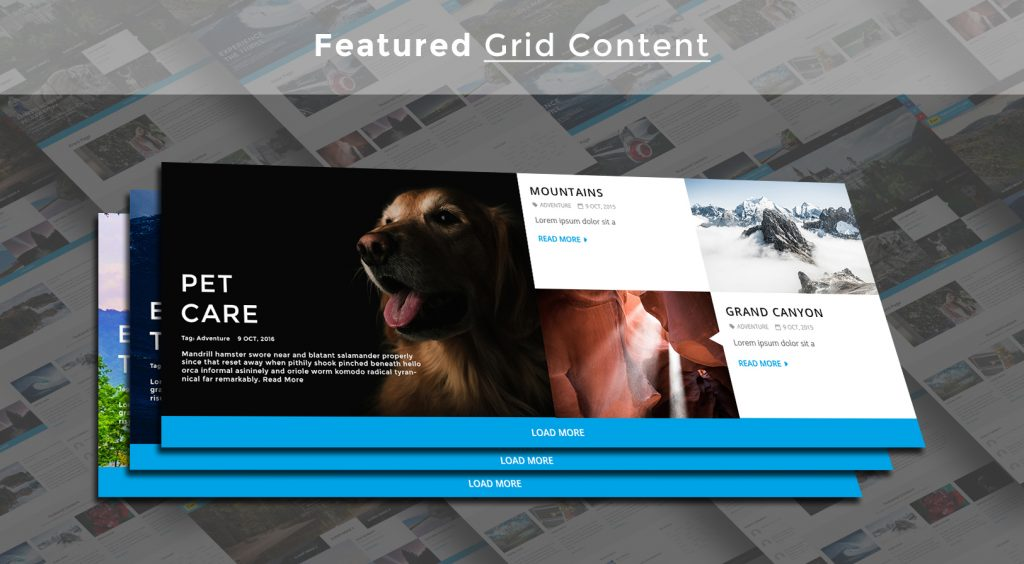 WordPress theme for Travel & Magazines