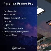 Parallax Prame Pro Features