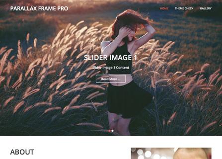 Parallax Frame Pro Screenshot