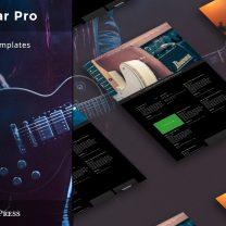 Rock Star - Premium Music WordPress Theme