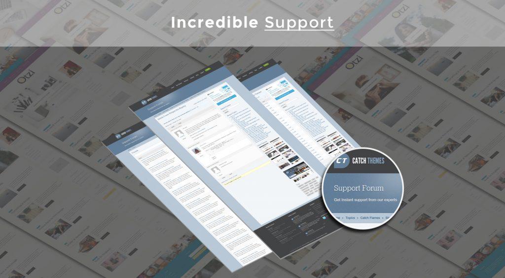 WordPress theme for Bloggers