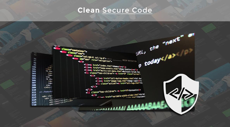 Clean, Secure Code