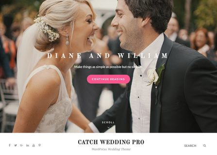 Free and Premium Responsive WordPress Themes | Catch Themes