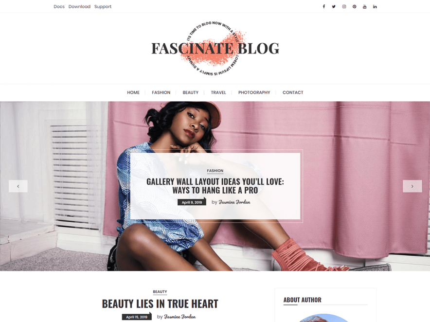 Fascinate Blog