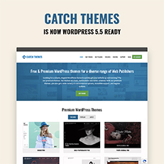 Catch Themes is now WordPress 5.5 Ready thumbnail