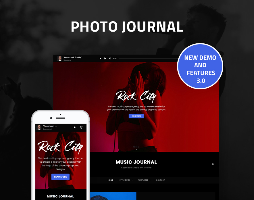 Photo Journal Pro 3.0 Featured