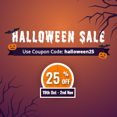 Exciting Halloween 2020 Deals and Offers by Catch Themes thumbnail