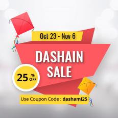 Happy Vijaya Dashami 2077 from Catch Themes thumbnail