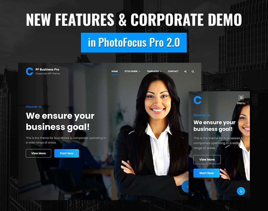 PhotoFocus Pro 2.0 Brings New Features and Corporate Demo main
