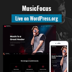 MusicFocus is now Live on WordPress.org thumbnail